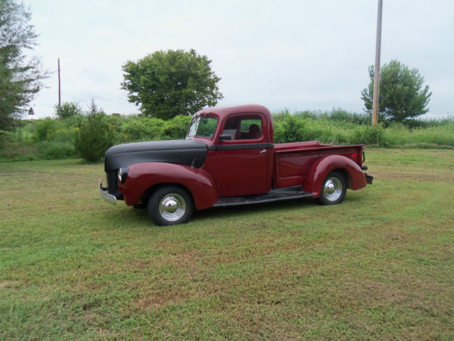 1992 Ford Ranger 1940 pickup