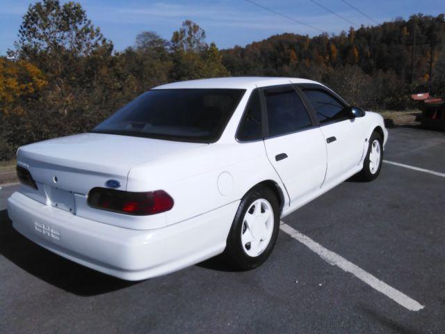 1992 ford taurus sho yamaha engine manual 5 speed transmission make offer for sale. Black Bedroom Furniture Sets. Home Design Ideas