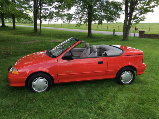 1992 geo metro lsi roadster convertible must see for sale 1992 geo metro lsi roadster convertible must see sciox Choice Image