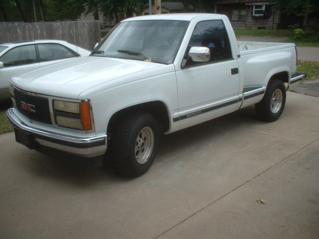 1992 Chevrolet C-10 GMC STEP SIDE