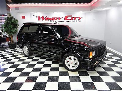 1992 GMC Jimmy 2dr Typhoon AWD