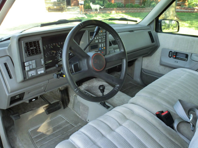 prevnext & 1992 GMC Yukon SLE Sport Utility 2-Door 5.7L for sale: photos ...