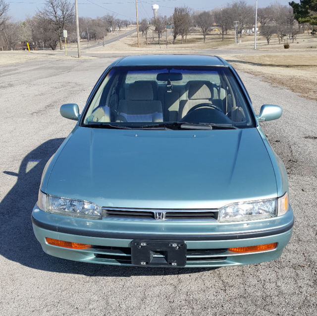 1992 Honda Accord