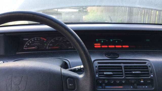 1992 honda prelude si h22a 5 speed a c cruise clean. Black Bedroom Furniture Sets. Home Design Ideas