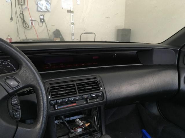 honda prelude manual transmission swap