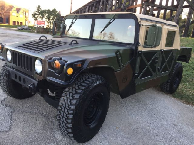 1992 Hummer H1 4  DOOR SOFT TOP