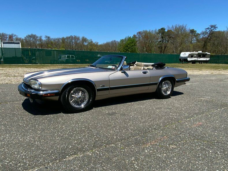 1992 Jaguar XJS Convertible