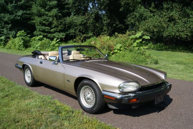 1992 Jaguar XJS V12 - CONVERTIBLE