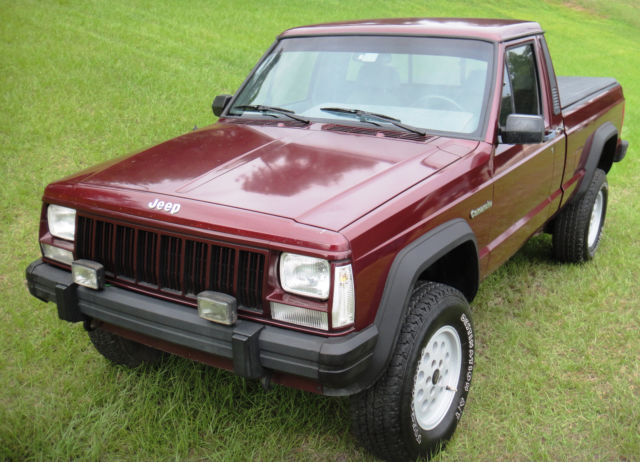 1992 Jeep Comanche Eliminator