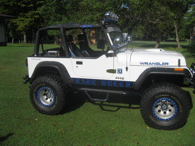1992 jeep wrangler yj custom built 360 mopar lifted with extra s show ready for sale photos. Black Bedroom Furniture Sets. Home Design Ideas