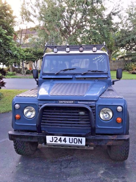 1992 Land Rover Defender 110 County