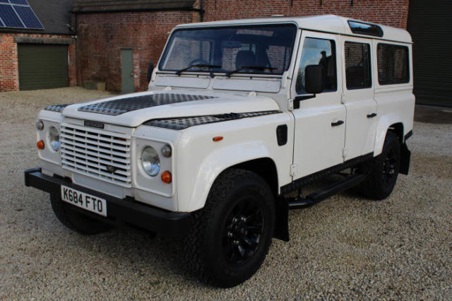 1980 Land Rover Defender County Station Wagon
