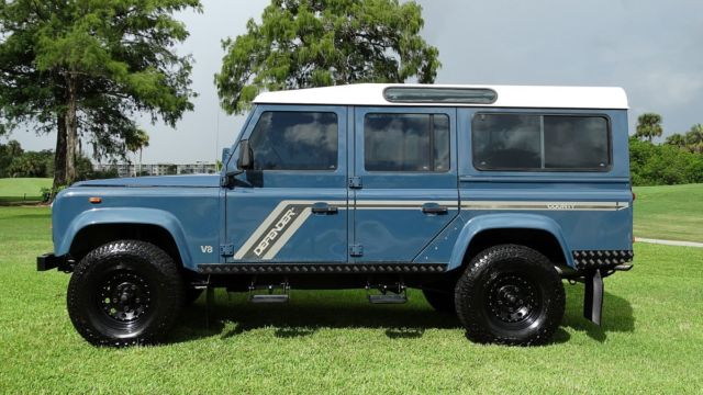 1992 Land Rover Defender FACTORY