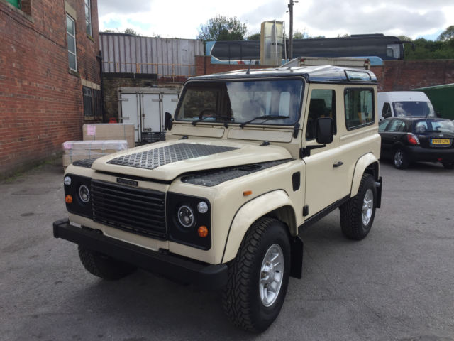 1992 land rover defender 90 200tdi csw chassis/frame up rebuild