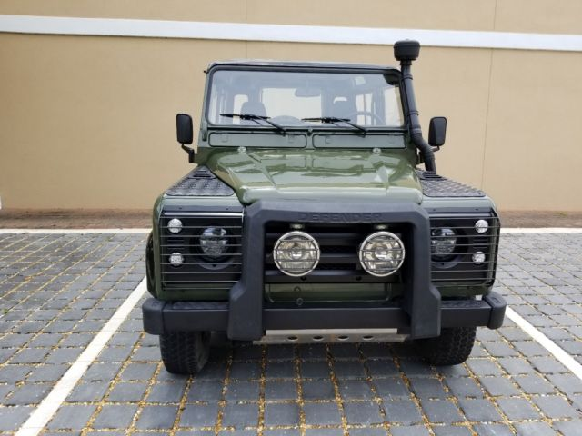 1992 Land Rover Defender 90 - 200TDI - Left Hand Drive