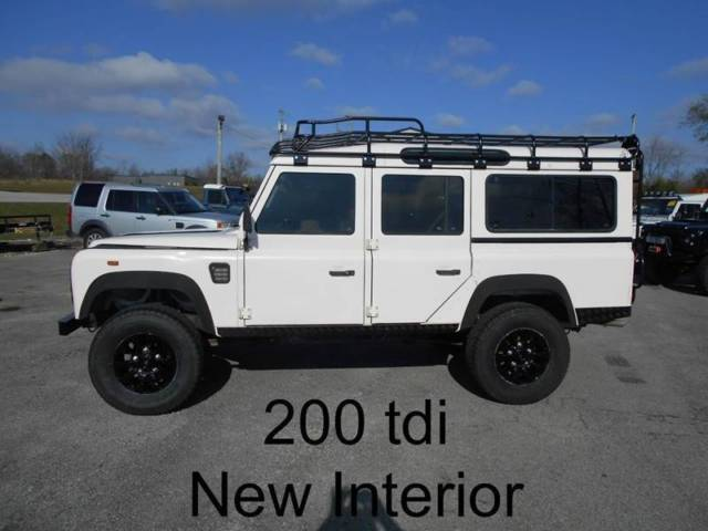 1992 Land Rover Defender Defender 110 Wagon