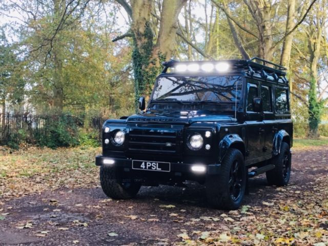 1992 Land Rover Defender 110 LHD 200 TDI County Station Wagon 4X4