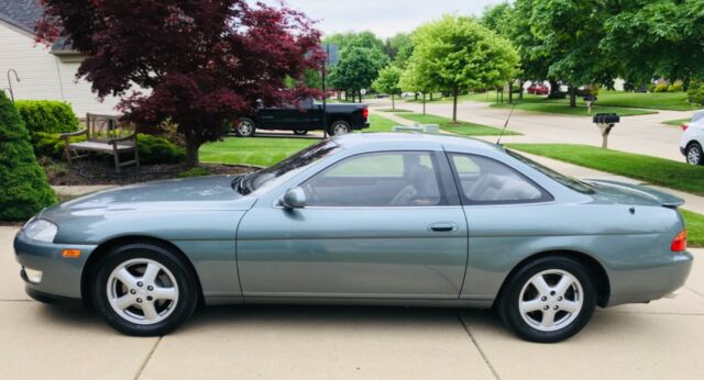 1992 Lexus SC400 67,000 Miles in Excellent Condition, Dealer Maintained