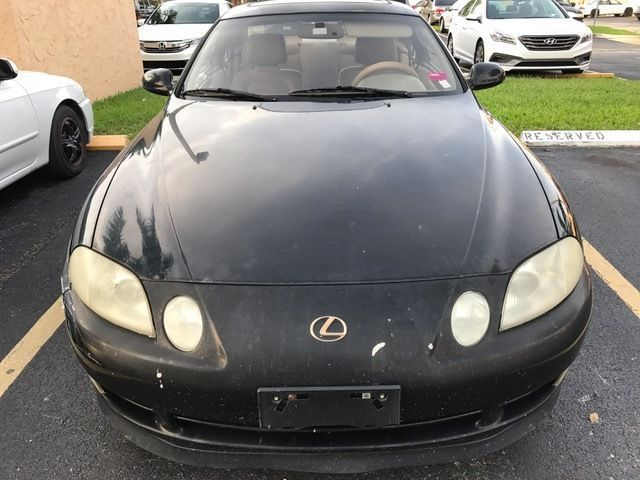 1992 Lexus SC Base Coupe 2-Door