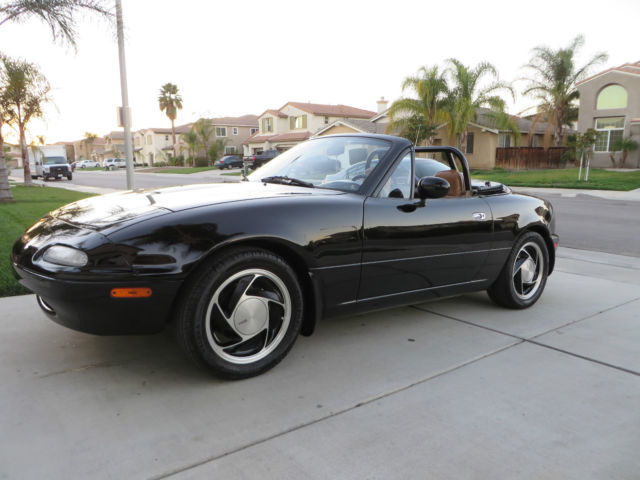 1992 Mazda MX-5 Miata Option C