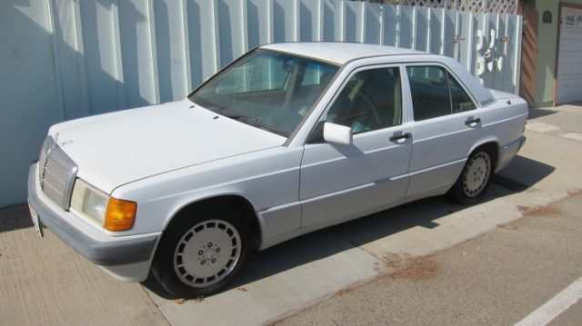 1992 Mercedes-Benz 190-Series