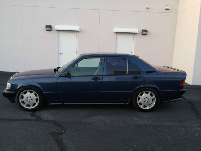 1992 Mercedes Benz 190e 2 6 With Amg Kit For Sale Photos Technical