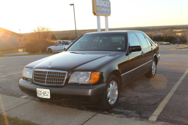 1992 mercedes benz 300sd turbo diesel for sale photos for 1993 mercedes benz 300sd