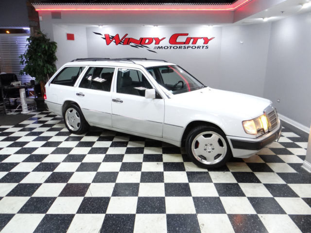 1992 Mercedes-Benz 300-Series 300 Series 4dr Wagon 300TE Automatic