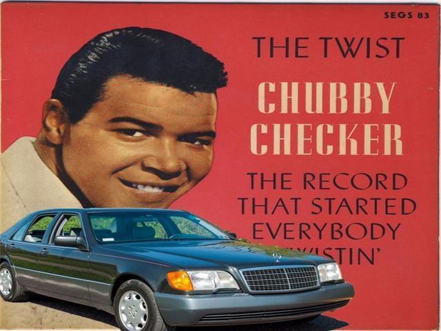 Evans aka chubby checker
