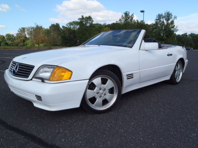 1992 Mercedes-Benz 500-Series 2dr Coupe 50