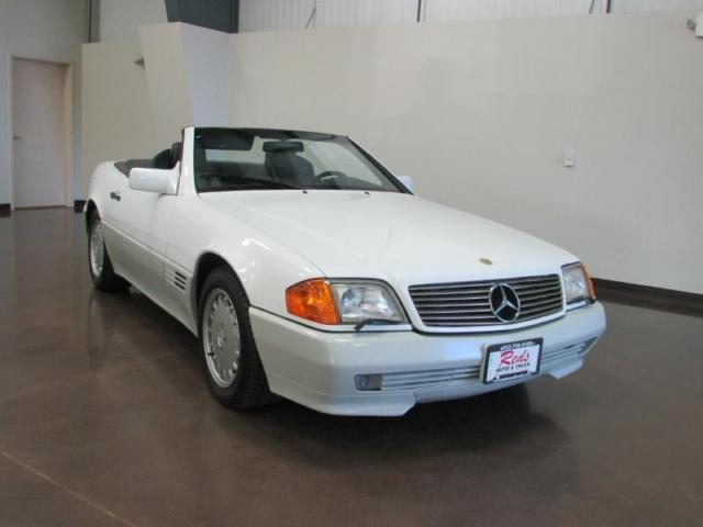 1992 mercedes benz 500 sl500 hardtop convertible 59 335 for 1992 mercedes benz sl500