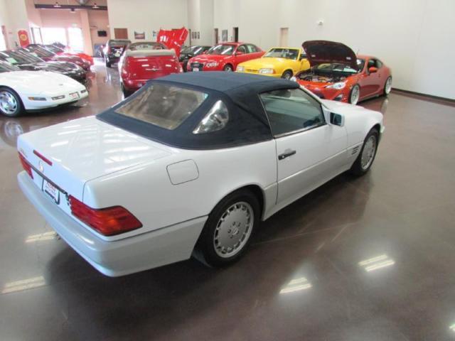 1992 mercedes benz 500 sl500 hardtop convertible 59 335 for 1992 mercedes benz convertible