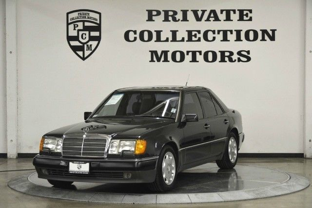 1992 Mercedes-Benz 500-Series 500E