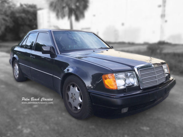 1992 Mercedes-Benz 500-Series 4dr Sedan 50
