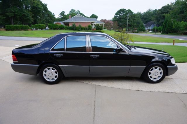 1992 mercedes benz s class 400se near mint for sale for Mercedes benz 400 se