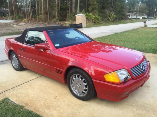 1992 Mercedes-Benz 500-Series SL