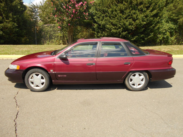1992 Mercury Sable SHO