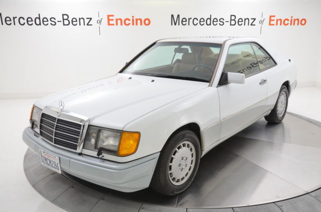 19920000 Mercedes-Benz 300-Series 2dr Coupe 30