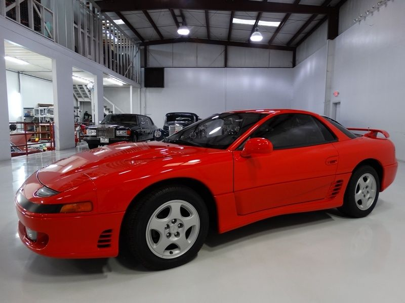 1992 Mitsubishi 3000GT ONLY 31,140 ACTUAL MILES! MATCHING #'S 3.0 LITER!