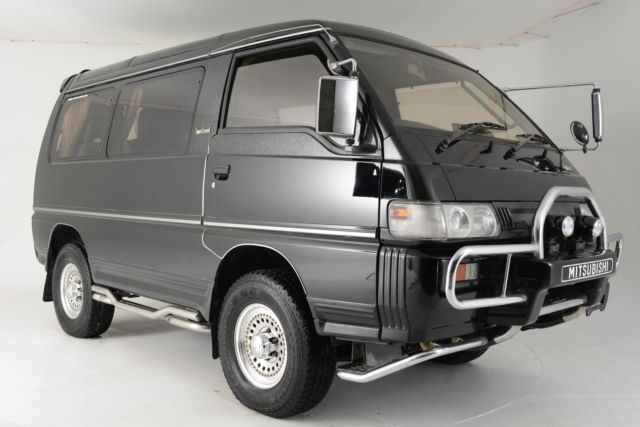 1992 Mitsubishi Delica Super Exceed 4WD Turbo Diesel