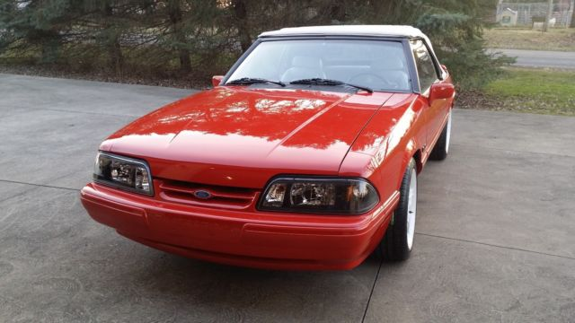 1992 Ford Mustang LX Limited Edition