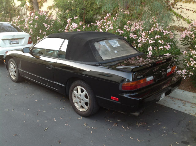 1992 Nissan 240SX SE Limited Edition