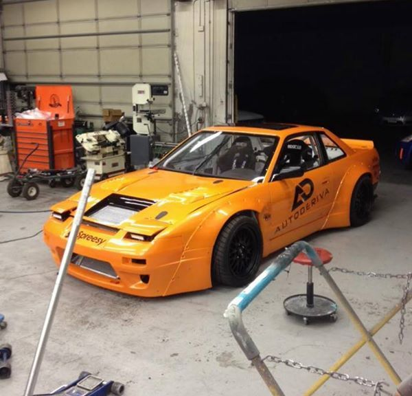 1992 Nissan 240sx - Professionally Built For Drifting (2jz