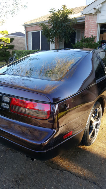 1992 NISSAN 300ZX LOW MILE AUTOMATIC, SUPER CLEAN MUST SEE