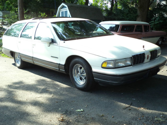 1992 Oldsmobile Custom Cruiser customcruiser station wagon