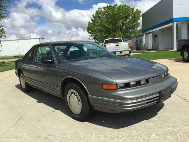 1992 Oldsmobile Cutlass Coupe S 3.1L