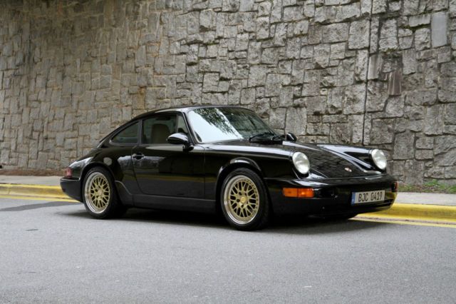 1992 porsche 911 964 carrera 2 coupe 3 6l manual for. Black Bedroom Furniture Sets. Home Design Ideas
