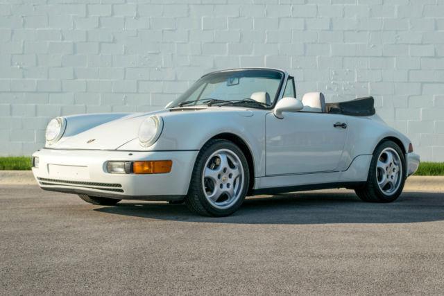 1992 Porsche 964 America Roadster For Sale Photos