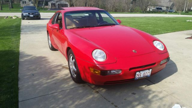 1992 Porsche 968 Base Coupe 2-Door