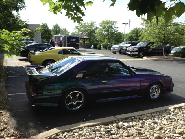 19920000 Ford Mustang gt